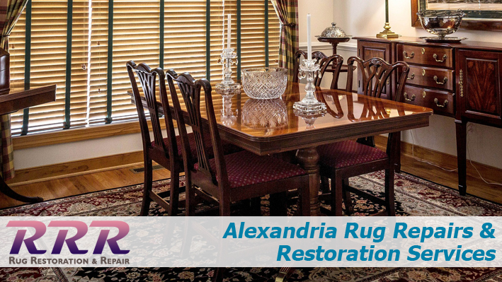 Alexandria Rug Repairs and Restoration Services