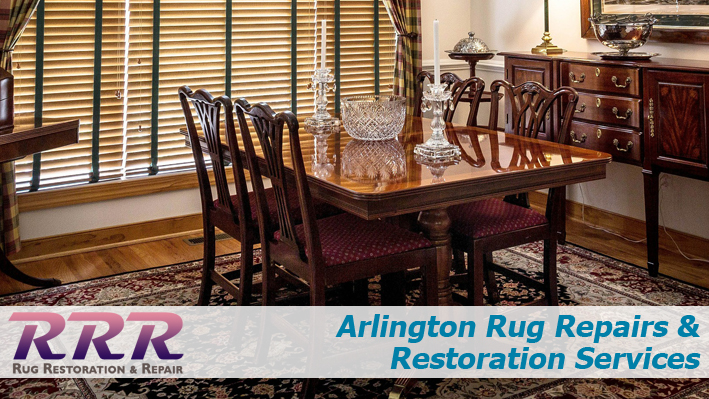 Arlington Rug Repairs and Restoration Services