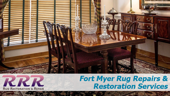 Fort Myer Rug Repairs and Restoration Services