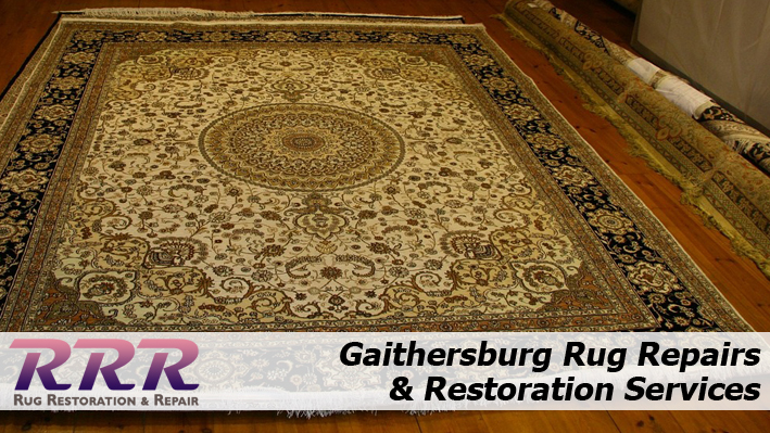 Gaithersburg Rug Repairs and Restoration Services