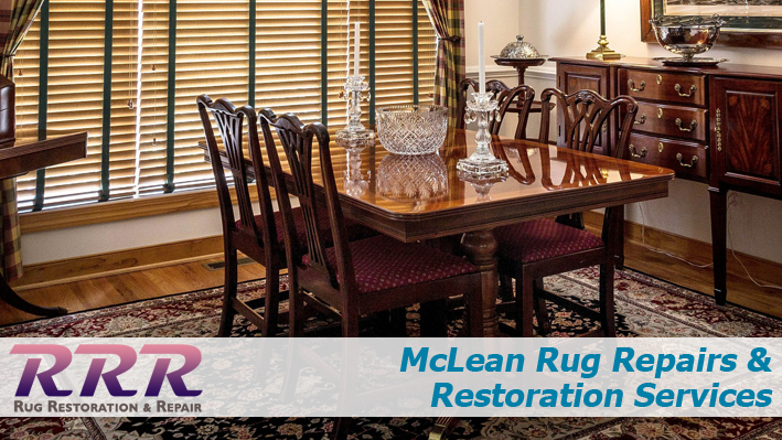 McLean Rug Repairs and Restoration Services