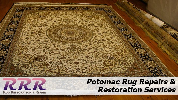 Potomac Rug Repairs and Restoration Services