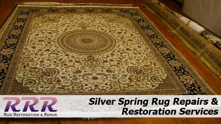 Silver Spring Rug Repairs and Restoration Services